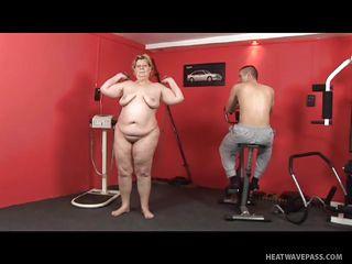 Порно толстые россия