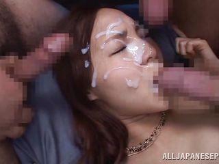 hd порно кончают на лицо